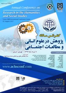 کنفرانس سالانه پژوهش در علوم انسانی و مطالعات اجتماعی