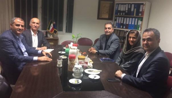 نشست مشترک فی مابین انجمن علمی بازاریابی و انجمن تحقیقات بازاریابی ایران