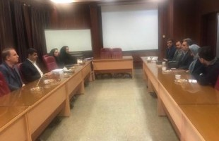 نشست مشترک مابین اعضاء هیئت مدیره انجمن و برخی از اعضاء هیئت علمی مدیریت بازرگانی دانشکده مدیریت دانشگاه تهران
